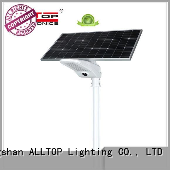 50w PIR motion sensor outdoor waterproof IP65 led solar street light