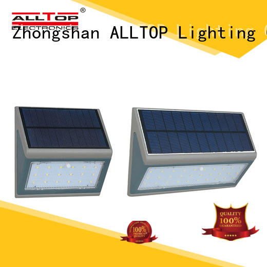 waterproof solar wall lamp wide usage for garden