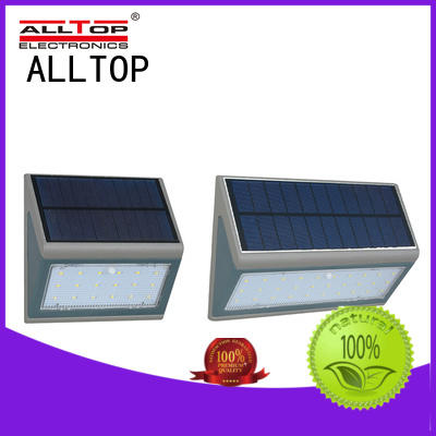 washer solar wall lamp housing for camping ALLTOP