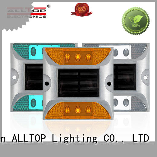 ALLTOP waterproof solar powered traffic lights suppliers factory for police