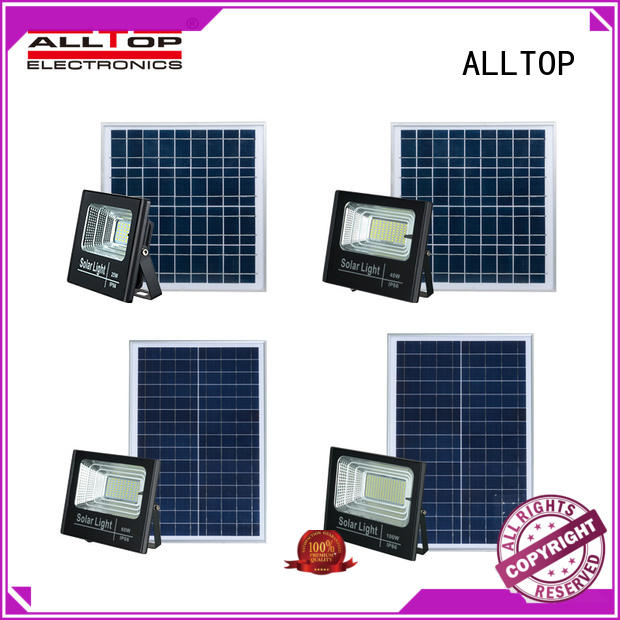 ALLTOP solar floodlight company for stadium