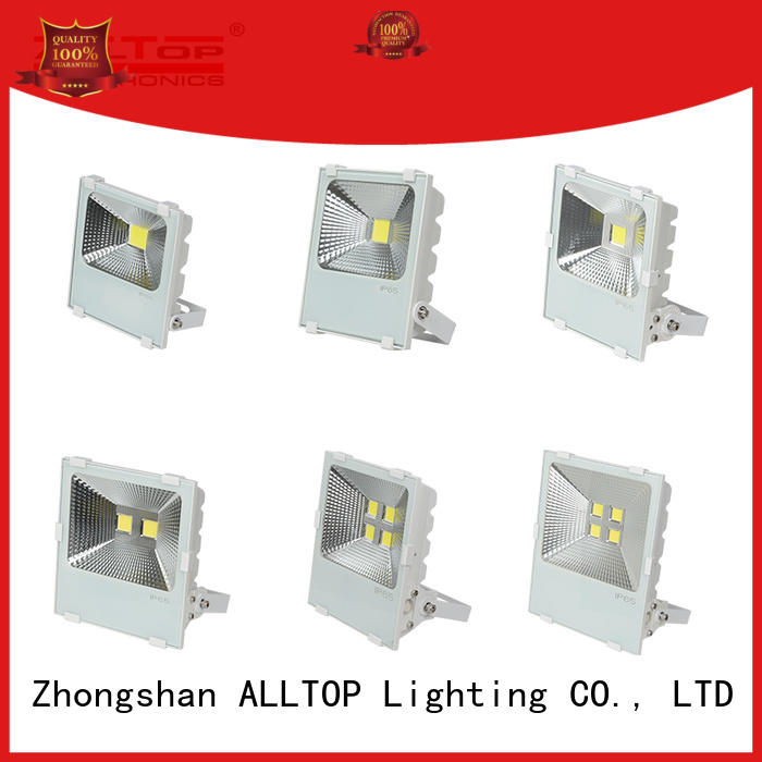 ALLTOP factory price led floodlight at discount for warehouse
