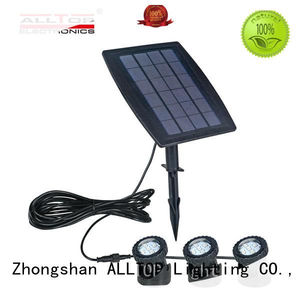 ALLTOP solar yard lights for business for landscape
