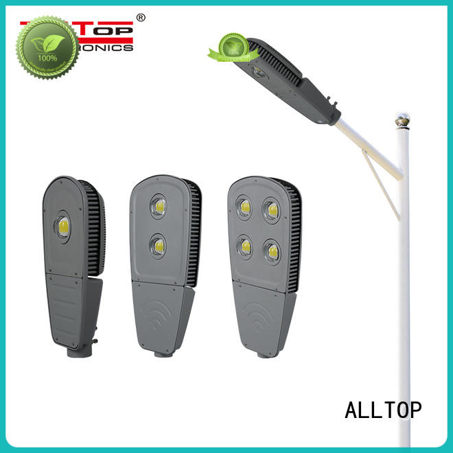 ALLTOP factory price led street light manufacturers supplier for facility