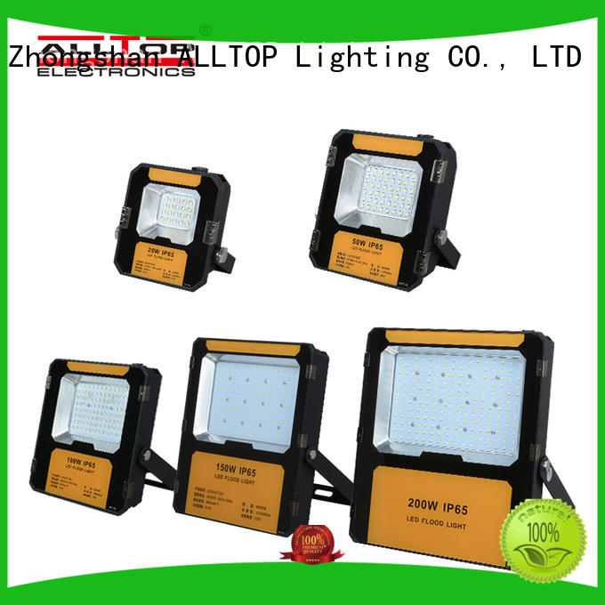 ALLTOP led flood light bulbs custom design for high way