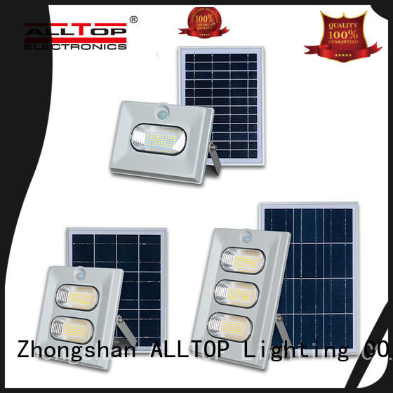 ALLTOP modern solar flood light kit ODM for spotlight