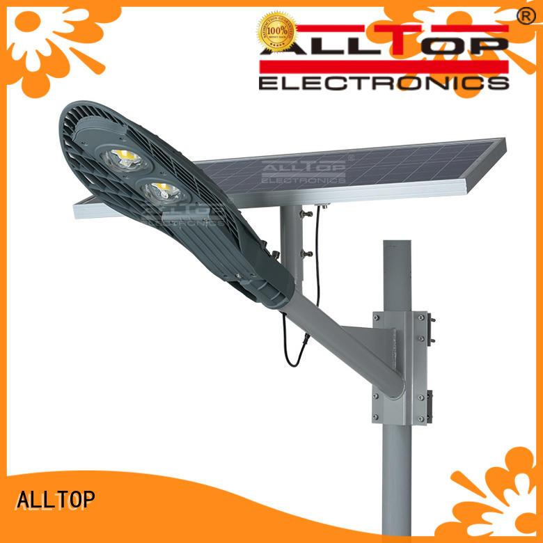 Wholesale lighting solar street light manufacturer ALLTOP Brand