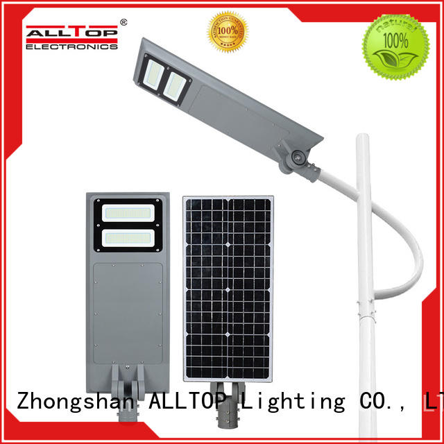 energy-saving solar powered led lights for highway ALLTOP