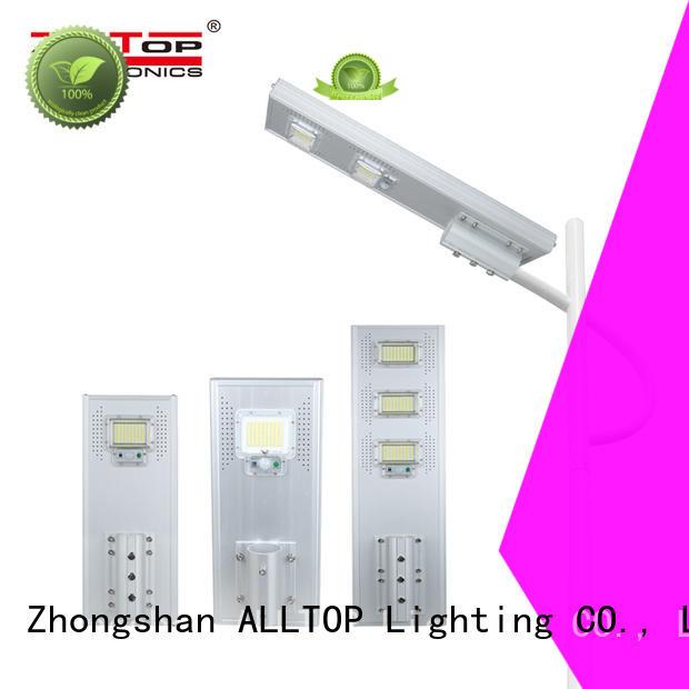 ALLTOP solar powered lights directly sale for garden