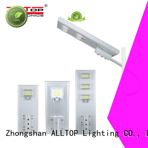 ALLTOP solar powered lights directly sale for garden
