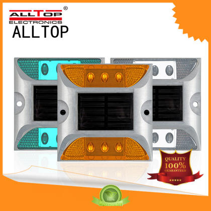 ALLTOP low price traffic light sign factory for police