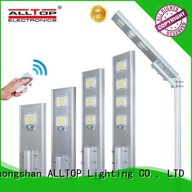 ALLTOP solar led lights long lifespan for highway