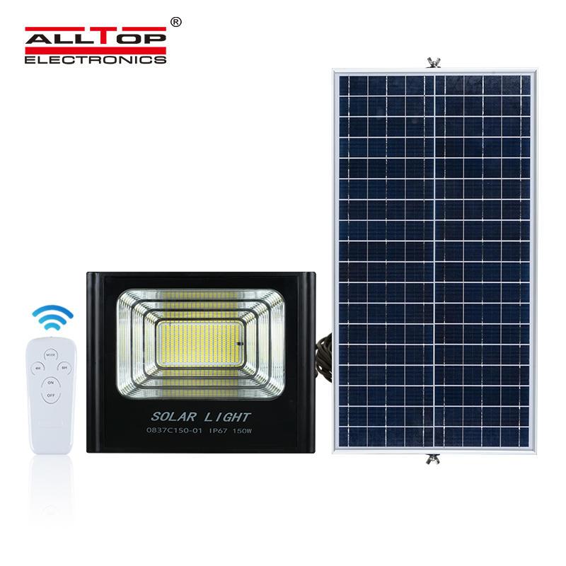 portable best solar flood lights company for spotlight-3