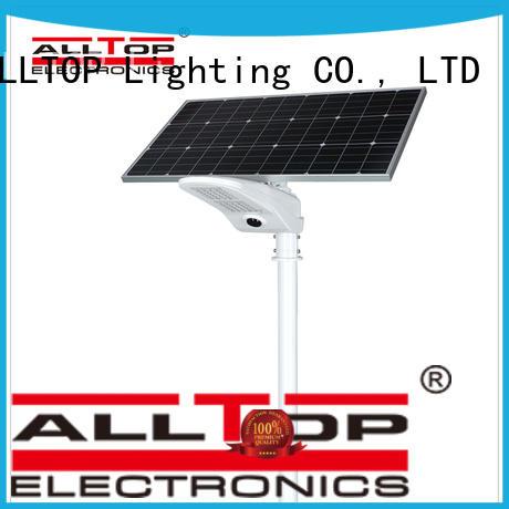 ALLTOP solar road lights free sample for landscape