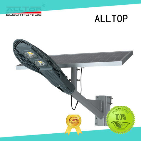 ALLTOP 30w solar street light series for outdoor yard