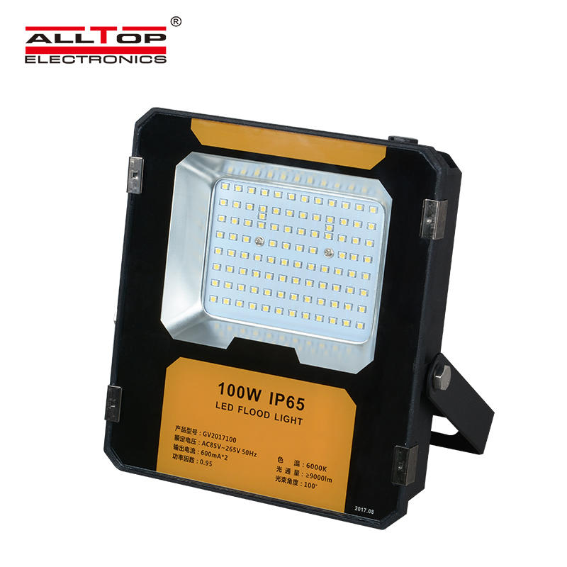 led flood light free design for warehouse ALLTOP-3