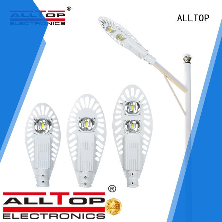 aluminum alloy 80w led street light for business for park
