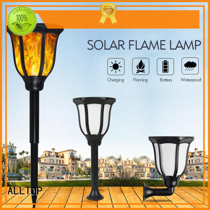 solar yard lights classical for decoration ALLTOP