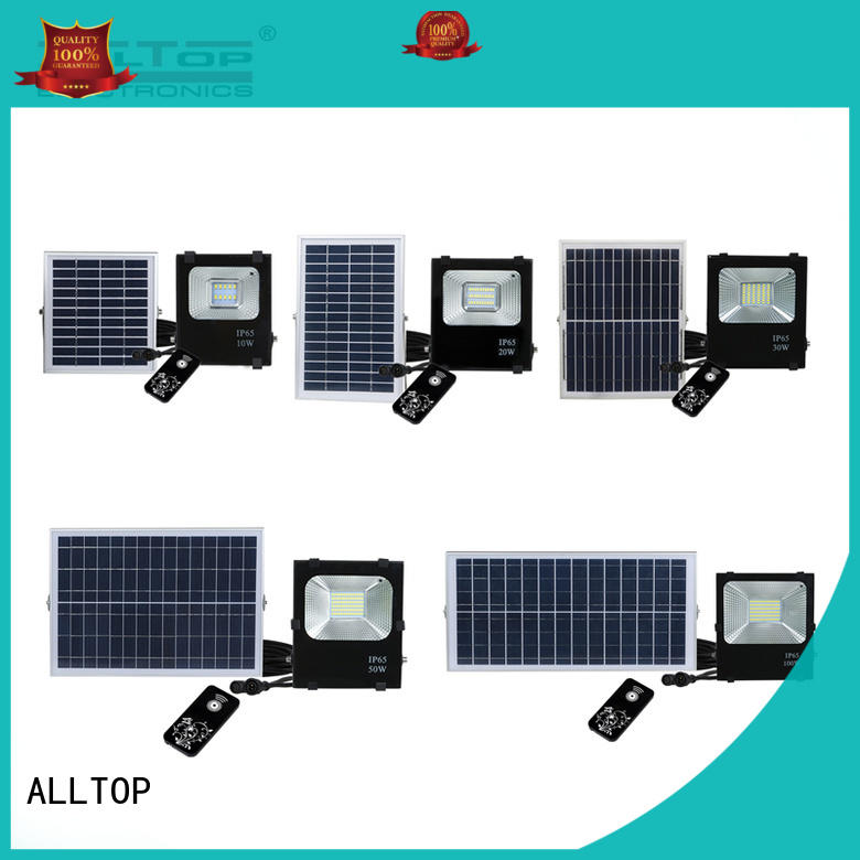 powered solar flood lights manufacturers for stadium