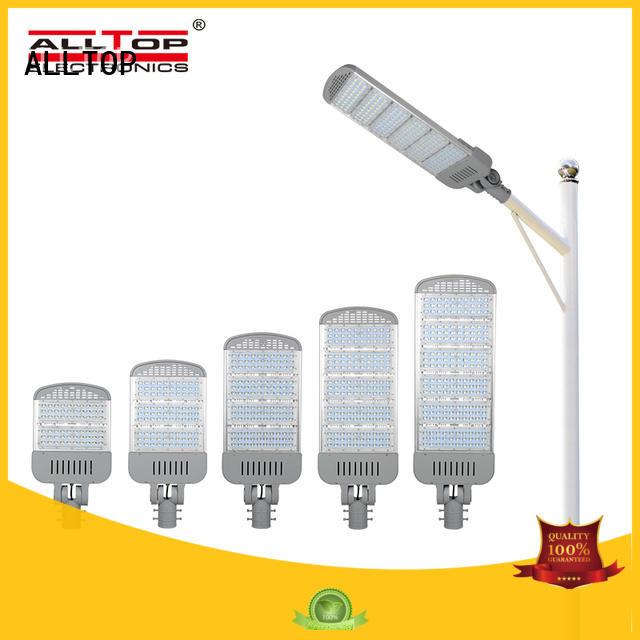 aluminum alloy 90 watt led street light price manufacturer for facility ALLTOP