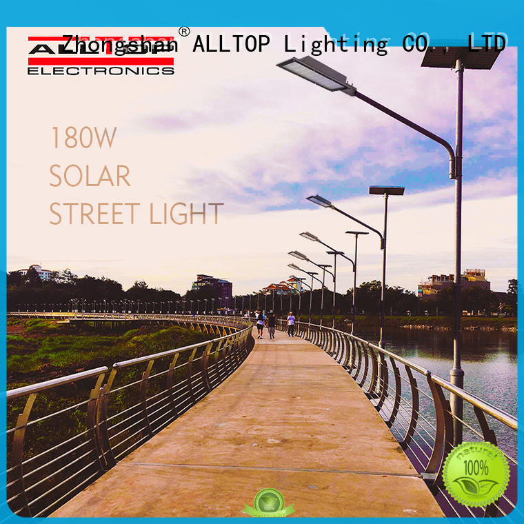 power solar light for road popular for playground