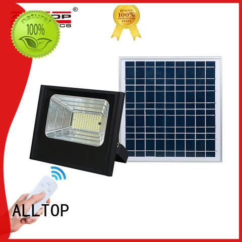ALLTOP high quality solar flood lights supply for spotlight