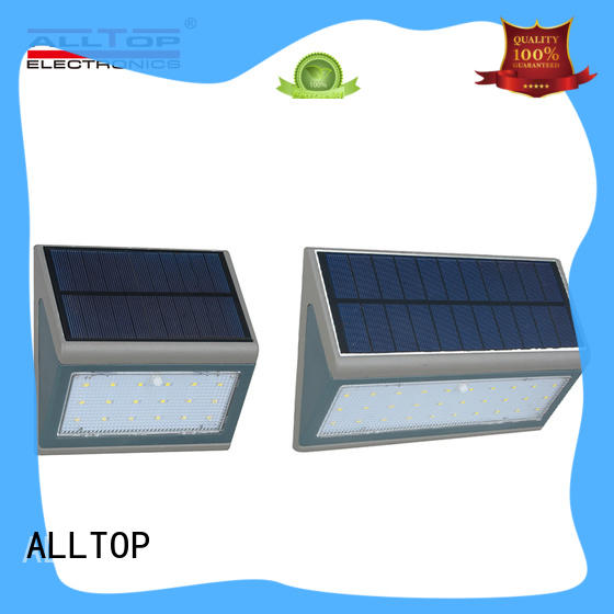 washer solar wall lantern high quality highway lighting ALLTOP