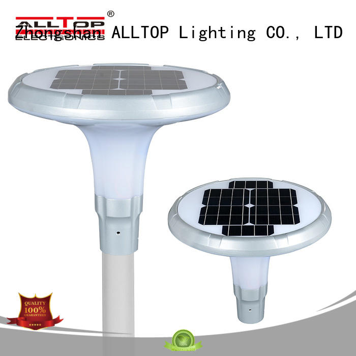 ALLTOP solar road lights factory for playground