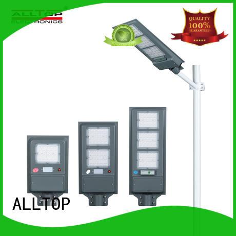 ALLTOP solar pole lights free sample for highway