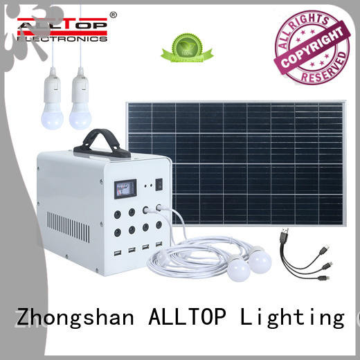 multi-functional solar powered lights oem wholesale for home