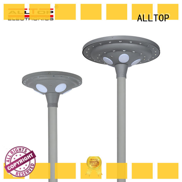 ALLTOP customized solar garden light suppliers for decoration