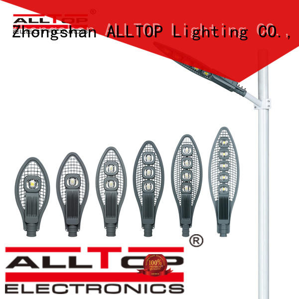 ALLTOP automatic led street company for park