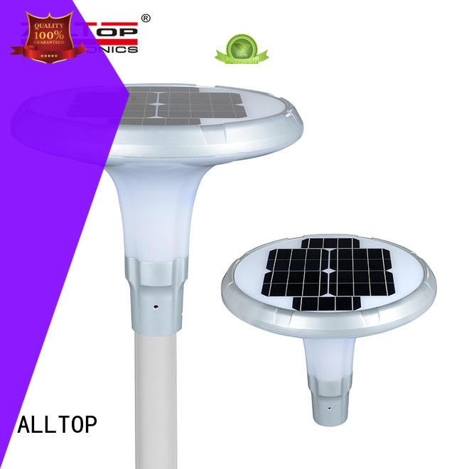 ALLTOP solar street lamp popular for lamp