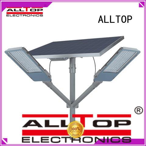ALLTOP solar led street lamp supplier for lamp