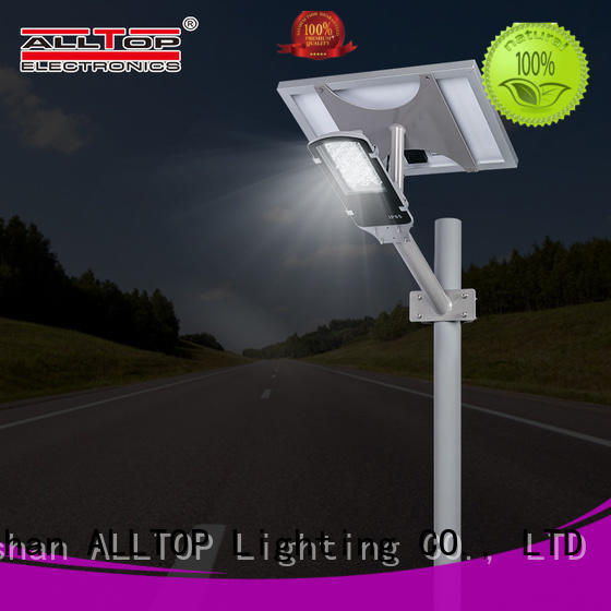ALLTOP factory price solar road lights die-casting for lamp