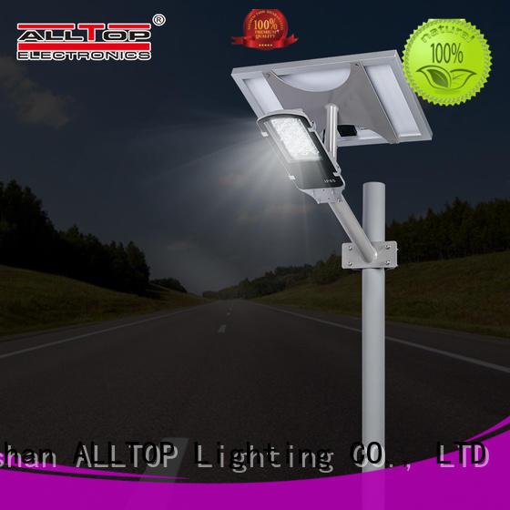 ALLTOP factory price solar road lights die-casting for lamp