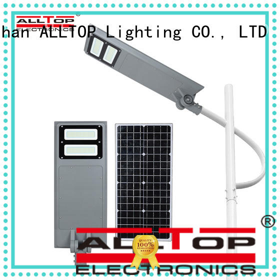 all in one solar street lights adjust quality solar street light ALLTOP Brand