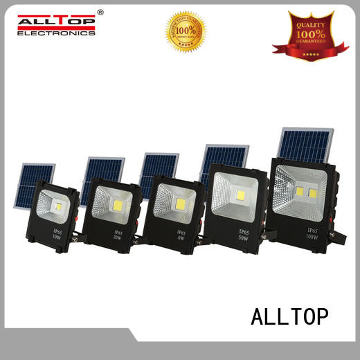 rechargeable solar led flood lights ODM for spotlight