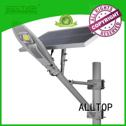 30w solar street light factory for lamp