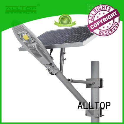 30w solar street light factory for lamp