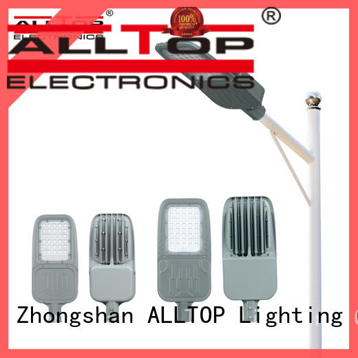 ALLTOP 50w led street light factory for park