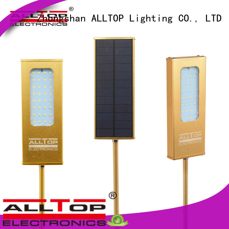 ALLTOP modern solar wall lamp washer for camping