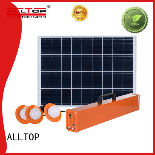 solar led lighting system by-bulk indoor lighting ALLTOP