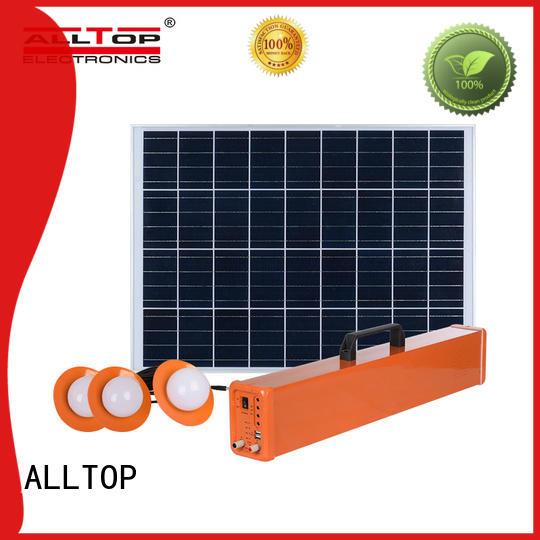 solar led lighting system by-bulk indoor lighting ALLTOP
