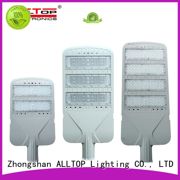 ALLTOP 60w led street light free sample for workshop
