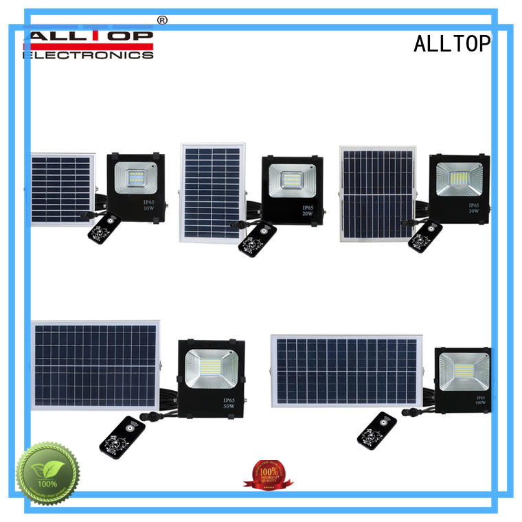folding best outdoor solar flood lights custom for spotlight