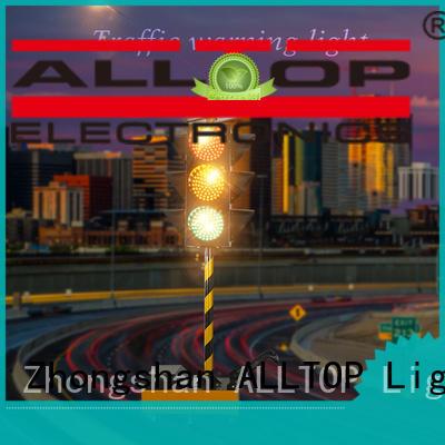 road signs traffic light sign intelligent for factory ALLTOP