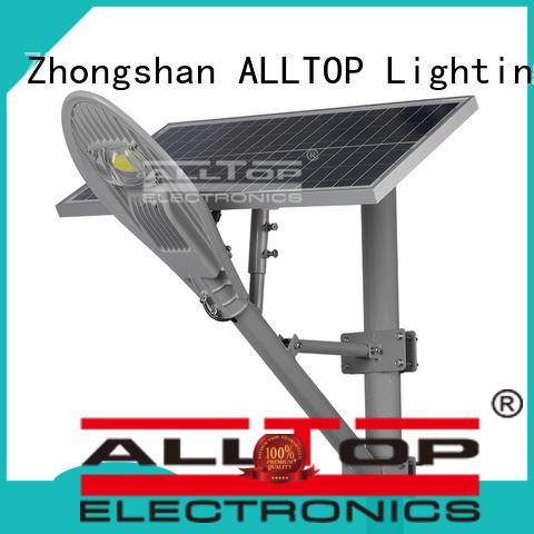 selling cob ALLTOP Brand solar street lamp