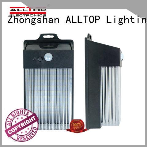 energy-saving solar wall lamp manufacturer for street lighting