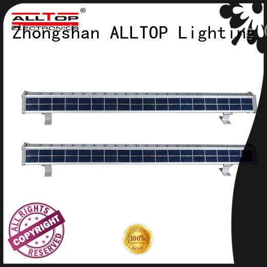 ALLTOP solar wall lights wholesale for garden